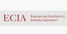 Engineering Construction Industry Association badge